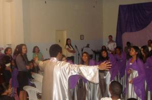 Assembléia de Deus de Pirajuí Campinas